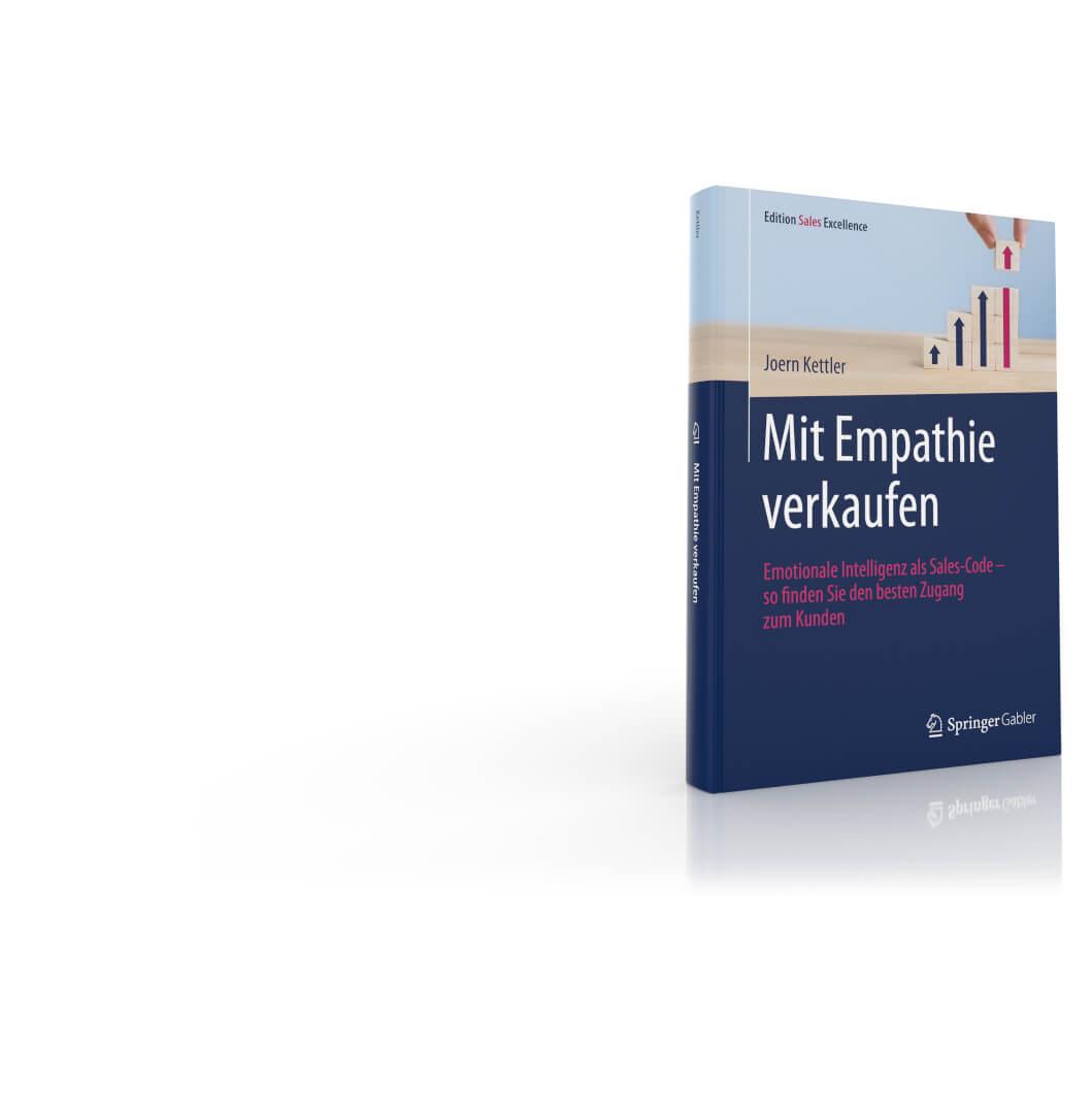 Joern Kettler - Mit Empathie verkaufen - Buch